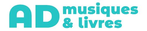 AD Musiques et Livres